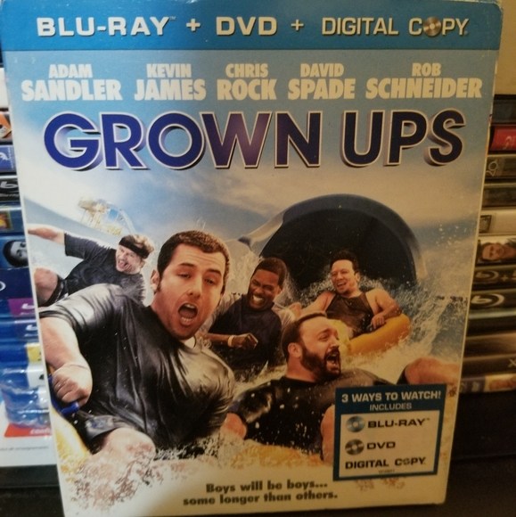 Sony Other - Grown ups